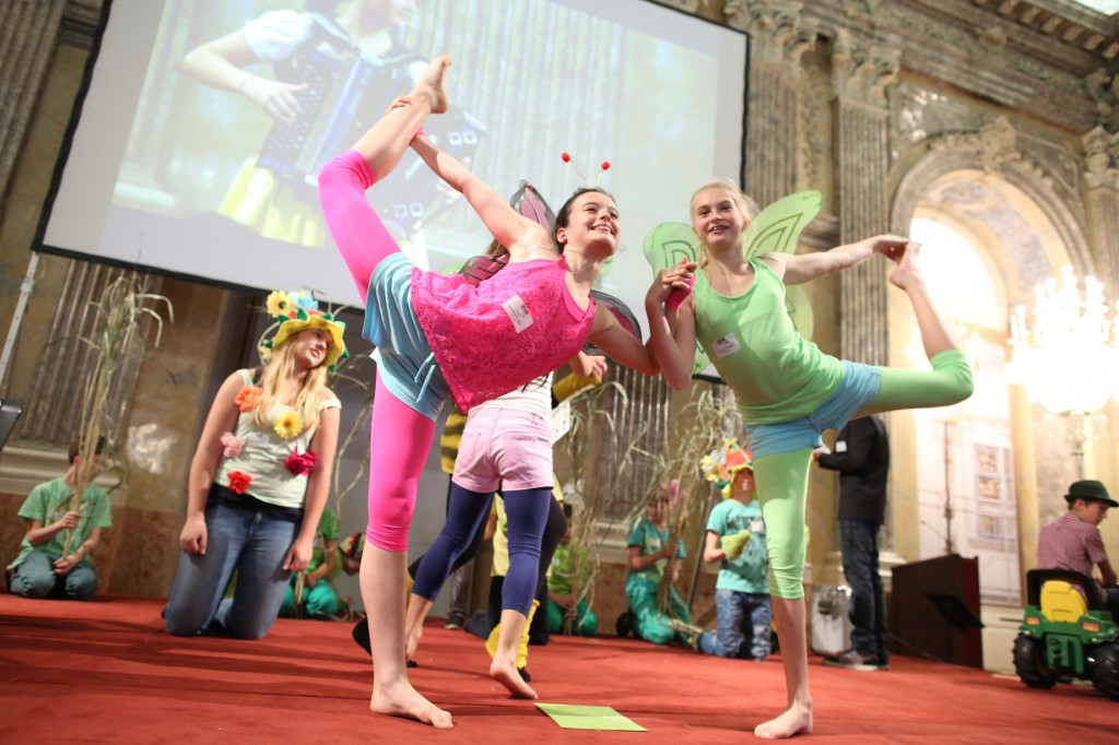 NMS-Weer beim 1. Sparkling Science Slam Finale  beim Sparkling Science-Kongress  2014